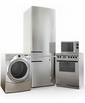 all makes and models of domestic appliance repaired